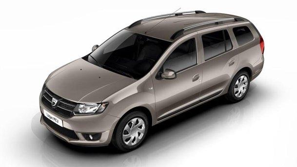 Noua Dacia Logan MCV debutează la Geneva 2013 - iată noul Logan break!