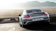 Porsche 911 Turbo şi Turbo S (991): imagini şi informaţii oficiale. VIDEO