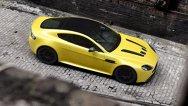 Aston Martin V12 Vantage S - informaţii şi imagini oficiale