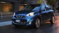 Facelift de 2013 pentru Nissan Micra