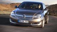 Opel Insignia facelift - imagini şi informaţii oficiale