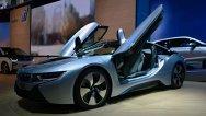 VIDEO: BMW i8, primele imagini şi informaţii oficiale!