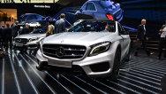 Mercedes-Benz GLA - informaţii oficiale şi foto-video cu noul Mercedes GLA