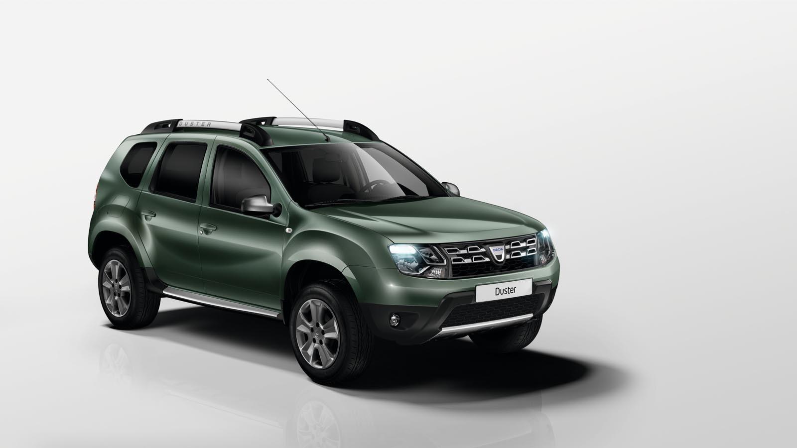 Imagini dacia duster facelift mai robust i mai dotat for Dacia duster foto