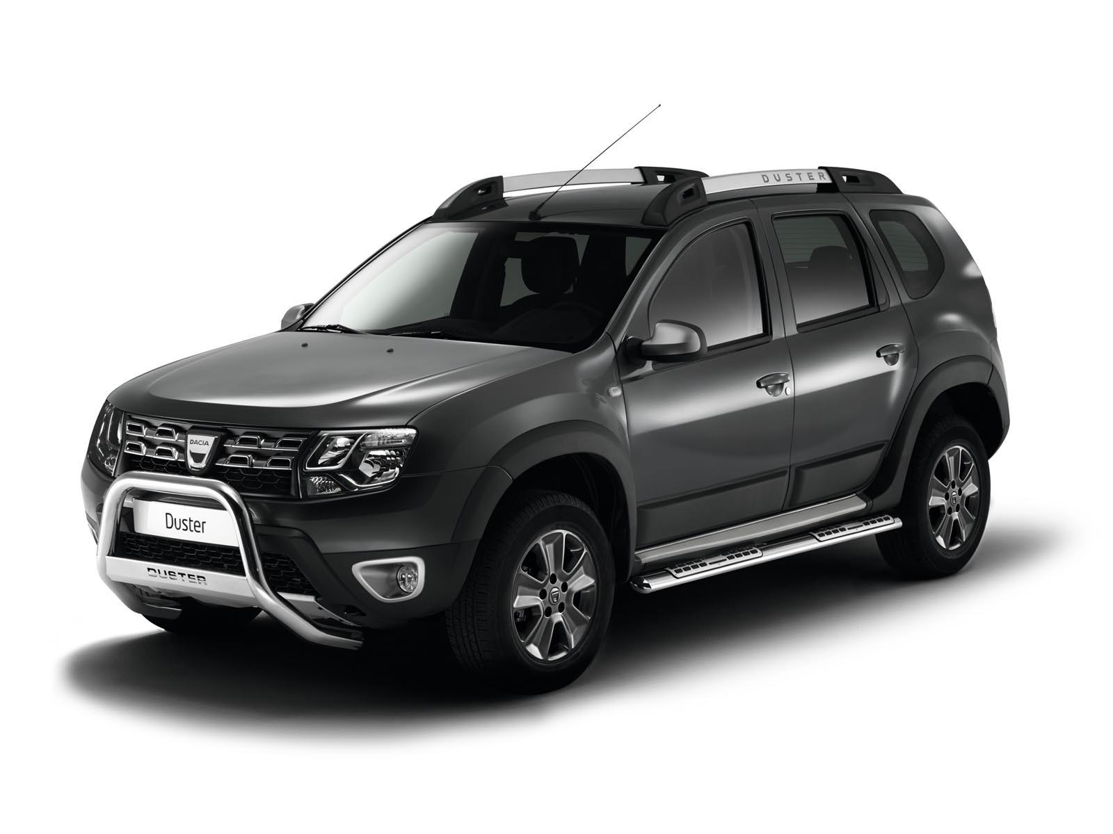 Dacia duster facelift mai robust i mai dotat update for Immagini dacia duster