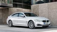 BMW Seria 4 Gran Coupé: imagini şi informaţii oficiale. UPDATE