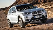 BMW X3 facelift: imagini şi informaţii oficiale. UPDATE