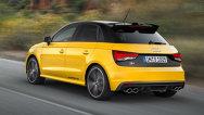 Noul Audi S1 este versiunea hot-hatch a micului Audi A1. UPDATE