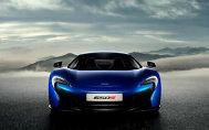 McLaren 650S, imagini şi informaţii cu noul supercar britanic!