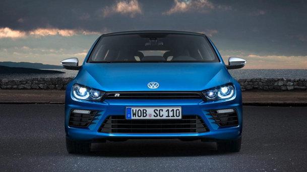 Volkswagen Scirocco facelift: imagini şi informaţii oficiale. UPDATE