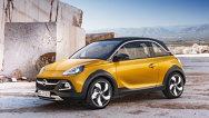 Opel Adam Rocks revine la Geneva. Acum ca model de serie