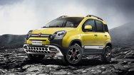 Fiat Panda Cross merge la Geneva cu foarte multă poftă de aventură. UPDATE