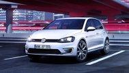 Volkswagen Golf GTE: imagini şi informaţii oficiale cu Golful hibrid