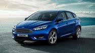 Ford Focus facelift primeşte un nou aspect şi noi dotări high-tech. UPDATE