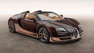Ediţia specială Bugatti Veyron Rembrandt îi este dedicată fratelui fondatorului