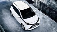 Noua Toyota Aygo pune un accent mare pe personalizare şi individualizare