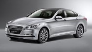 Hyundai Genesis este nava-amiral a coreenilor în Europa