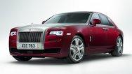 Rolls-Royce Ghost Series II – facelift pentru cea mai mică limuzină Rolls-Royce