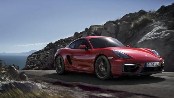 Porsche Boxster şi Cayman primesc ecusonul GTS