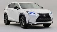 Noul Lexus NX, răspunsul japonezilor la SUV-urile compacte germane premium