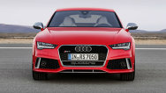 Facelift de 2014 pentru varianta de top Audi RS7