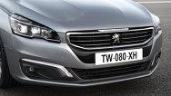 Peugeot 508 facelift: imagini şi informaţii oficiale. UPDATE