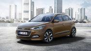Primele informaţii şi imagini oficiale cu noul Hyundai i20