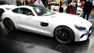 Mercedes-AMG GT: informaţii şi imagini oficiale cu noul rival pentru Porsche 911