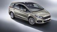 Noul Ford S-Max: imagini şi informaţii oficiale