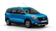 Dacia Lodgy Stepway şi Dokker Stepway intră în hora pseudo-crossover. UPDATE