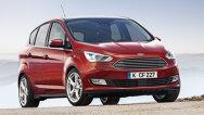 Ford C-Max facelift: imagini şi informaţii oficiale