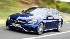 Mercedes-AMG C 63: imagini şi informaţii oficiale cu rivalul lui BMW M3