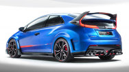 Civic Type-R Concept II: Honda anunţă un viitor hot hatch la Paris 2014