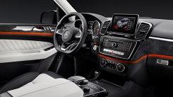 Noul Mercedes-Benz GLE: informaţii oficiale cu faceliftul pentru M-Class