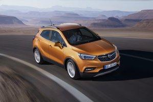 Categoria SUV-urilor se îmbogăţeşte cu un nou membru - Opel Mokka X. GALERIE FOTO