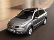"Renault Koleos - ""4x4 outside, Renault inside"""