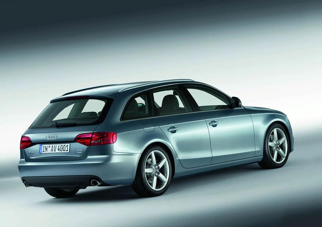 Imagini Audi A4 Avant