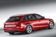 Audi A4 Avant spate