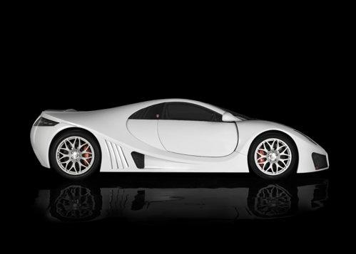 GTA Spano, cel mai recent supercar spaniol, va fi produs in 99 de exemplare