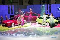 Ford Fiesta - LIVE GENEVA 2008