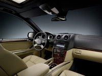 Mercedes M Class facelift