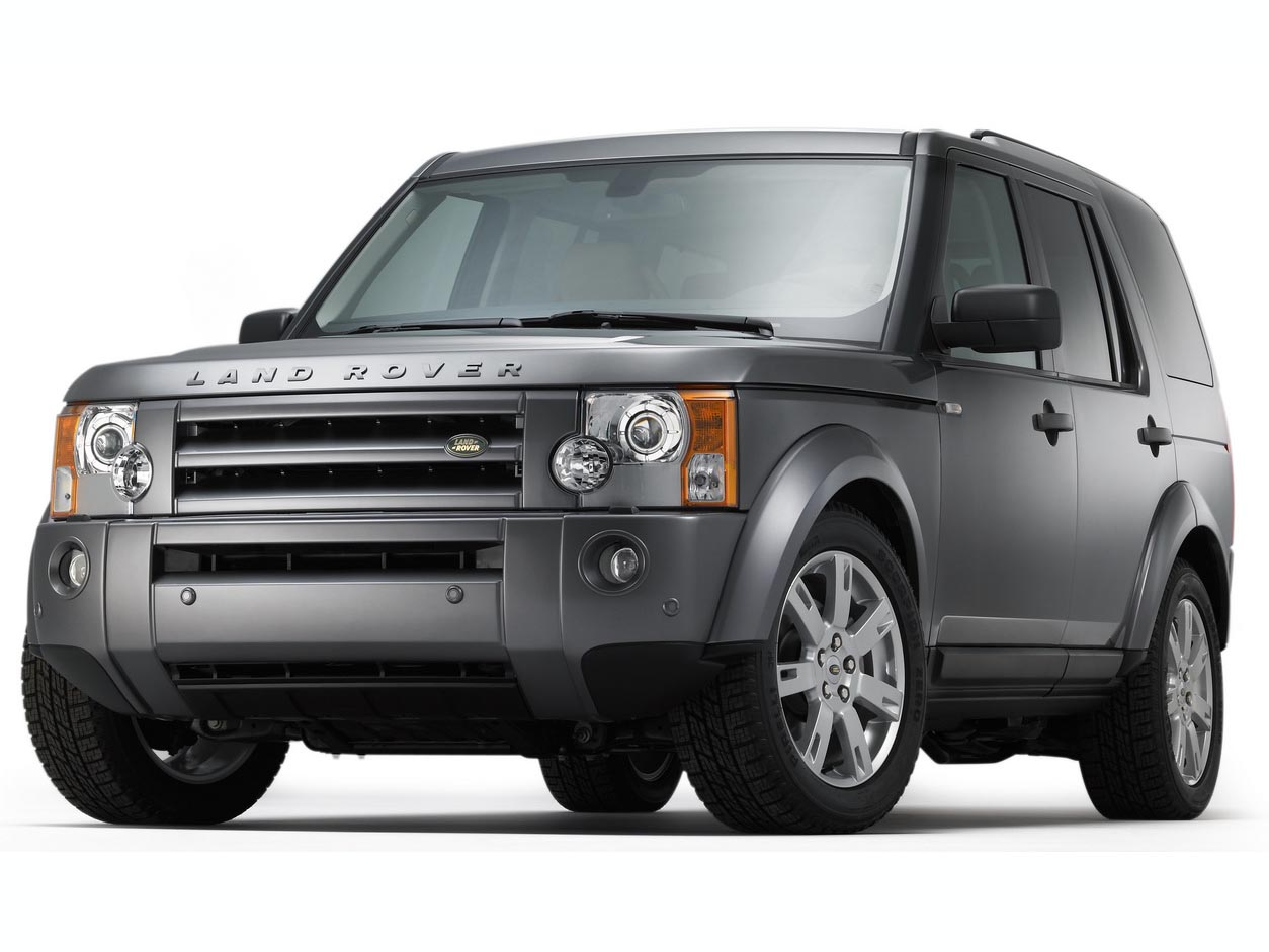 land rover discovery 3 facelift. Black Bedroom Furniture Sets. Home Design Ideas