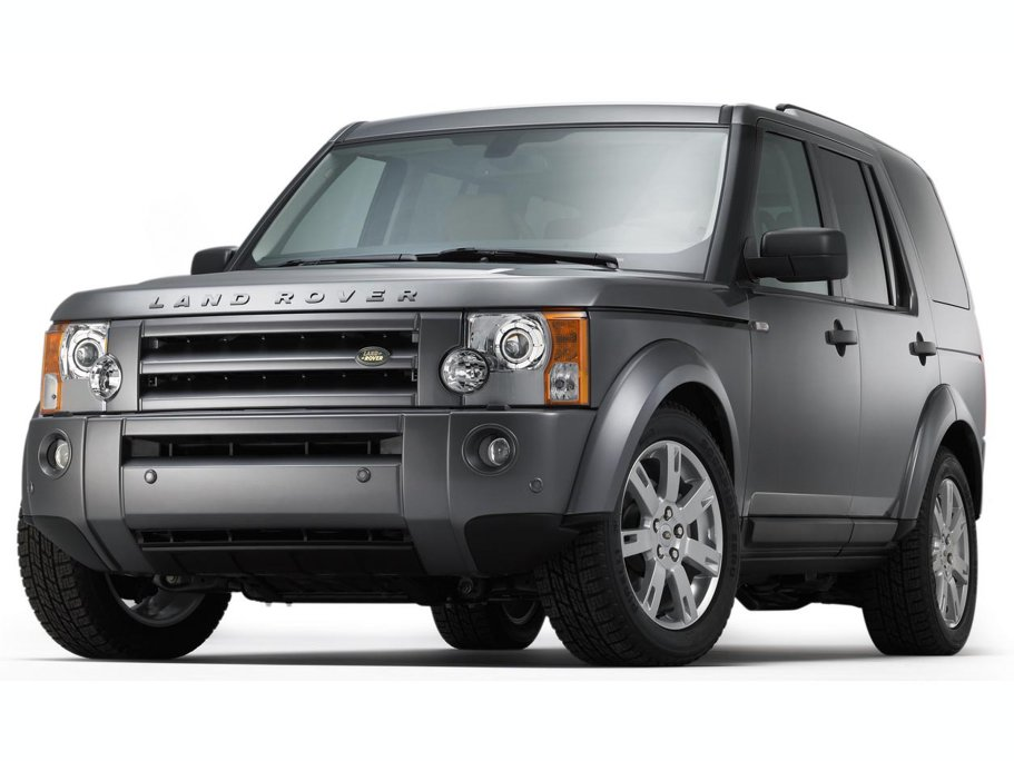 Imagini Land Rover Discovery 3 Facelift