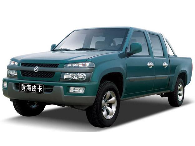 «Хайнгхай Плутус» (HuangHai Plutus) представляет собой внедорожник с полным приводом, который производят в КНДР.