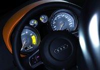 Audi TT Clubsport Quattro - interior