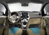 Ford Ka - interior simpatic