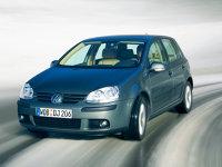 VW Golf - o legendă în 5 acte