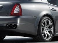 Maserati Quattroporte facelift subtil