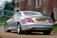 Mercedes CLS - idei de S-Class