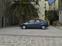 Dacia Logan facelift - plus 4 cm